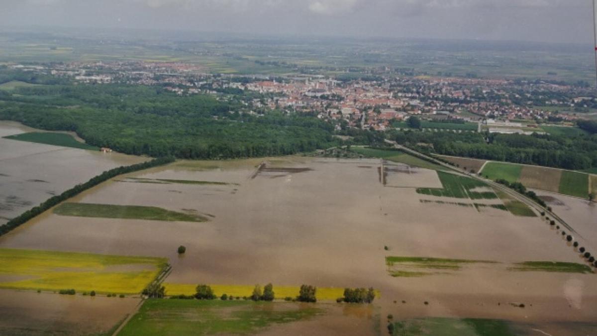 Pfingsthochwasser