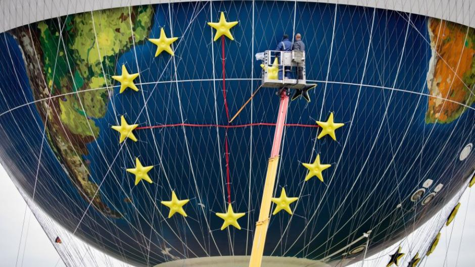 Europa-Sterne