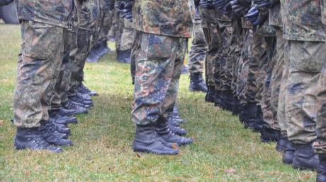 Bundeswehr Soldaten Symbolfoto Symbolbild