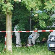 Toter im Treptower Park gefunden