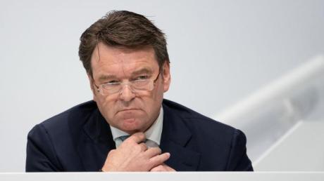 Bram Schot hat nach der Verhaftung von Rupert Stadler erst kommissarisch als Audi-Chef übernommen. Seit Januar ist er auch formal Audi-Vorstandsvorsitzender.