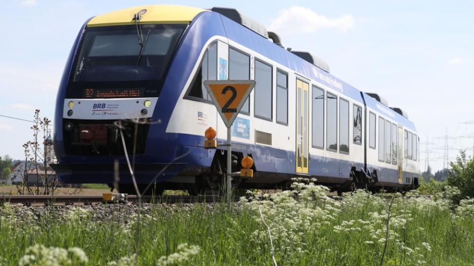 Paartalbahn Schlammloch