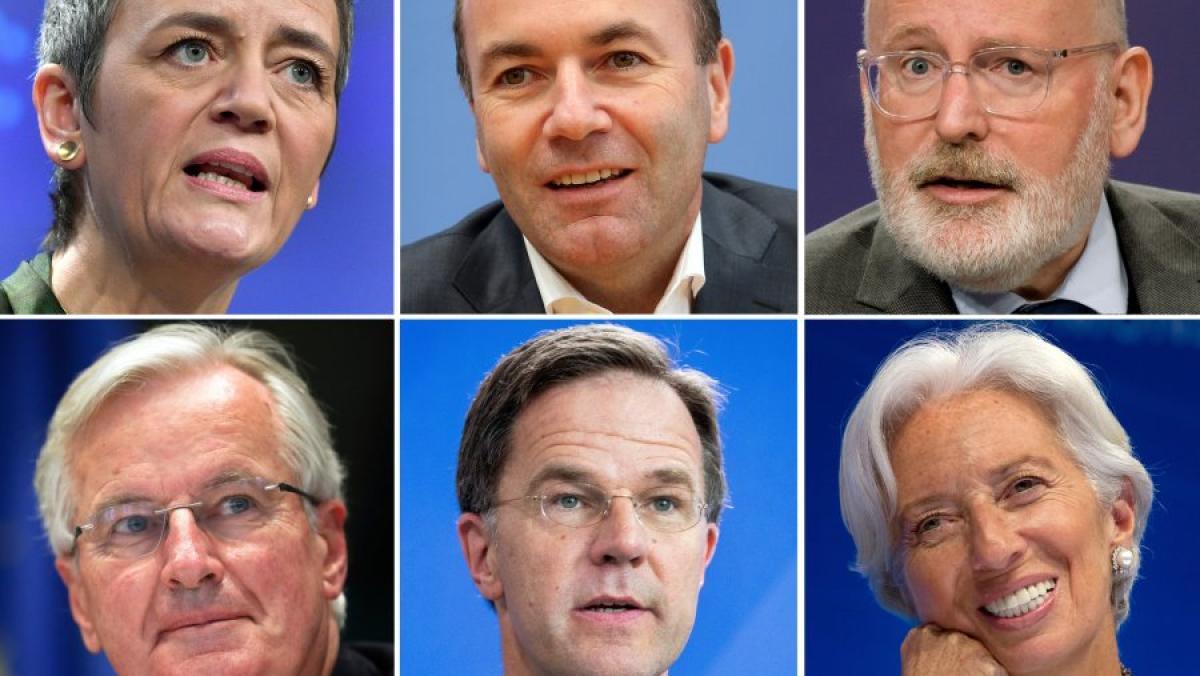 europawahl  kampf um die eu