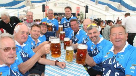 KÜH-Brauereifest Eröffnung Vatertag Christi Himmelfahrt