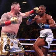 Es soll einen Rückkampf zwischen Andy Ruiz Jr. (links) und Anthony Joshua geben.