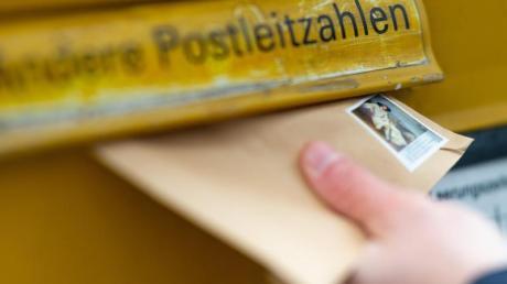 Die Polizei kam Briefdieben, deren Spur nach Augsburg führte, auf die Schliche.