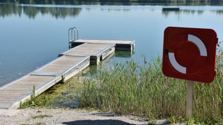 Naherholungsgebiet Hamlar Baggersee. Hier soll es keine Sicherheitslücken mehr geben.