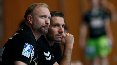 Hartmut Mayerhoffer wohnt in Leitershofen und trainiert den Bundesligisten Frisch Auf Göppingen.