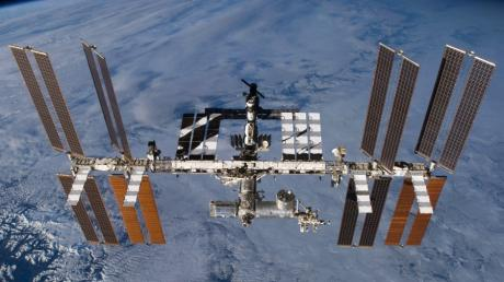 Raumstation ISS