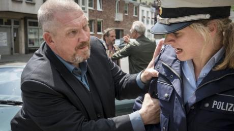 Die Kölner Tatort-Kommissare Ballauf und Schenk müssen den Tod eines Kollegen aufklären.