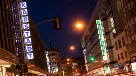 Karstadt und Galeria Kaufhof sind mittlerweile keine Konkurrenten mehr.