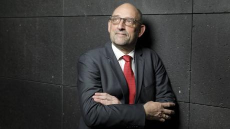 Detlef Scheele soll ab 01 April neuer Chef der Bundesagentur fuer Arbeit werden 25 01 2017 Berlin