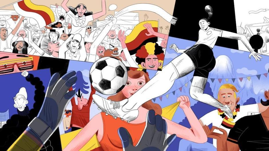 Frauen Fussball Wm 2019 Fussball Weltmeisterschaft Der Frauen