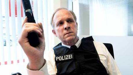 """LKA-Ermittler Felix Murot (Ulrich Tukur) in """"Murot und das Murmeltier"""": Deutschlands beliebteste Fernsehreihe """"Tatort"""" geht in Sachen Erstausstrahlungen in die Sommerpause."""