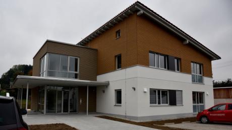 Die meisten Maßnahmen für das insgesamt 2,3 Millionen teure Ärztehaus in Weisingen sind abgeschlossen.