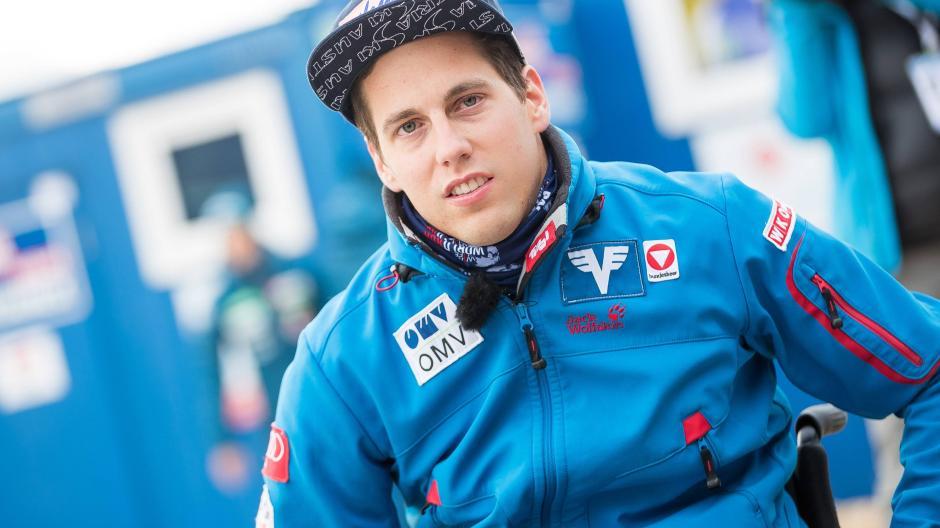 fb1dd4c472 Skispringer Lukas Müller verunglückte 2016 und bekam die furchtbare  Diagnose: inkomplette Querschnittslähmung. Jetzt veröffentlicht der  Österreicher ein ...