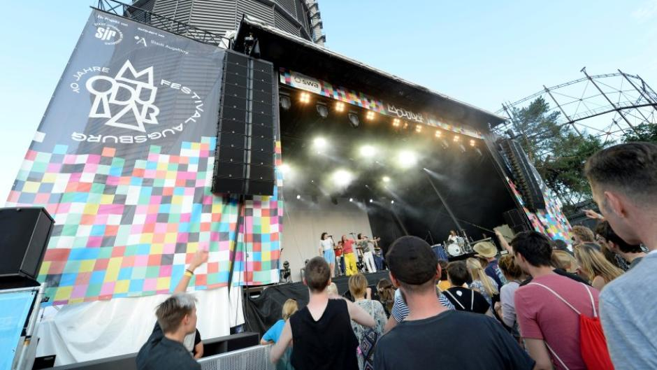 Modular Festival 2019