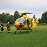 Unfall mit Kind in Gundelfingen