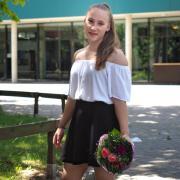Niedersachsens jüngste Abiturientin