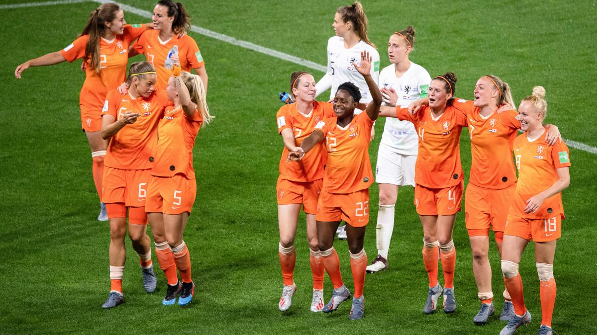 Frauen Fussball Wm 2019 Live Im Tv Stream Termine