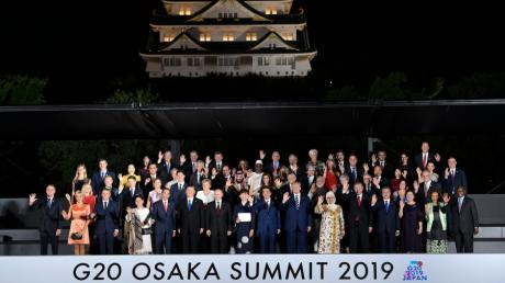 Man kann sich wohl darüber streiten, ob solche Fotos von Harmonie zeugen. Inhaltlich sind sich die Staatschefs jedenfalls häufig nicht einig.