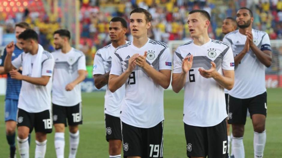 U21 Em 2019 Deutschland Live In Tv Stream Tv Zeitplan