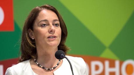 Katarina Barley, Vizepräsidentin des Europaparlaments und Mitglied der SPD, spricht sich für finanzielle Sanktionen gegen Länder aus, die die Werte der EU ignorieren.