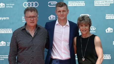 Fußball: Premiere des Dokumentarfilms Kroos
