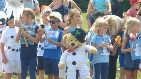 """Aus dem Syrgensteiner Kinderfest ist das """"Bachtal-Kinderfest"""" geworden."""