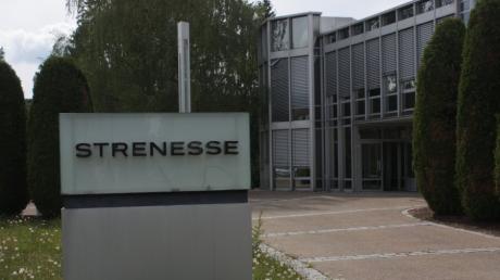 Das Nördlinger Unternehmen Strenesse beantragt Insovlenz.