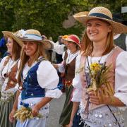 Friedberger Zeit 2019, Eröffnung, Historisches Fest, Altstadtfest, Mittelalter,