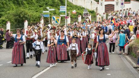 Die Leipheimer feiern ihr 202. Kinderfest.