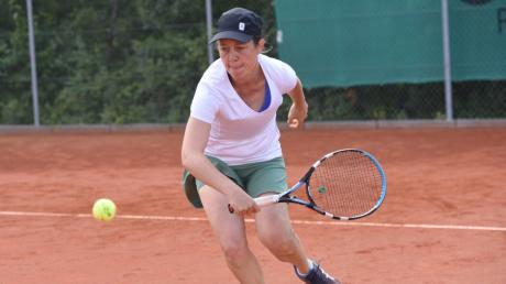 Tennis Damen.TC Kaisheim spielt gegen TC Buchdorf .