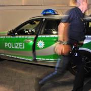 Polizei Nachtschicht Augsburg