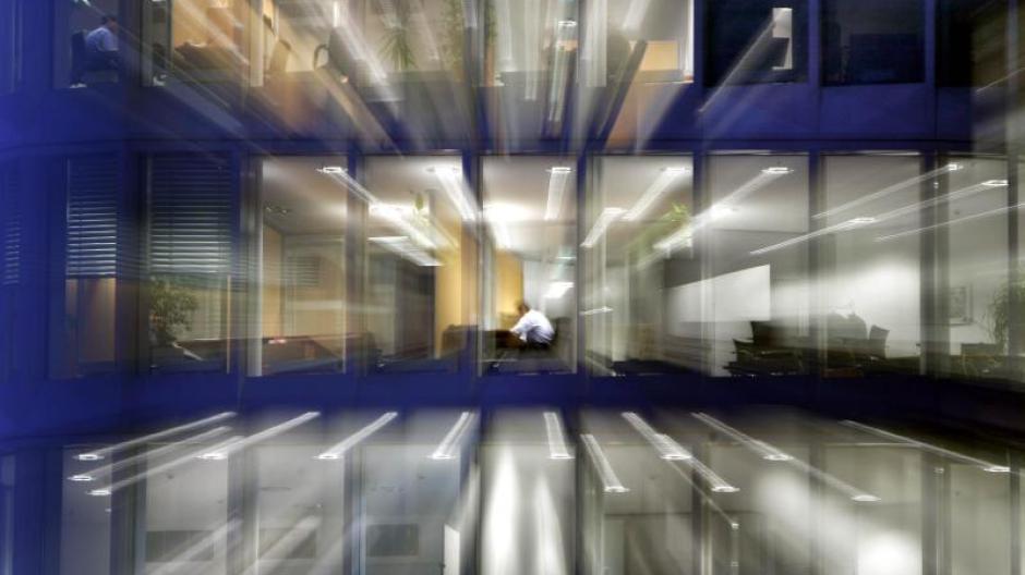 53 Prozent der Beschäftigten fühlen sich in der Arbeit oft gehetzt, hat eine Studie ergeben.