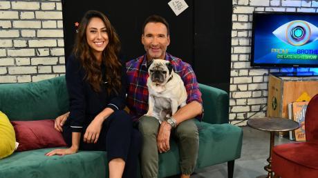 """""""Promi Big Brother - Die Late Night Show"""" 2021 läuft auf Sat.1. Alle Infos zu den Sendeterminen, zur Übertragung und den Moderatoren erhalten Sie hier."""