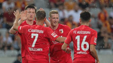 Testspiel FC Augsburg - Galatasaray S.K;