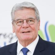 Der ehemalige Bundespräsident Joachim Gauck. Foto: Friso Gentsch