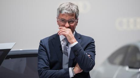 Rupert Stadler, ehemaliger Audi-Chef, muss sich ab September vor dem Landgericht München wegen Betrugs verantworten.