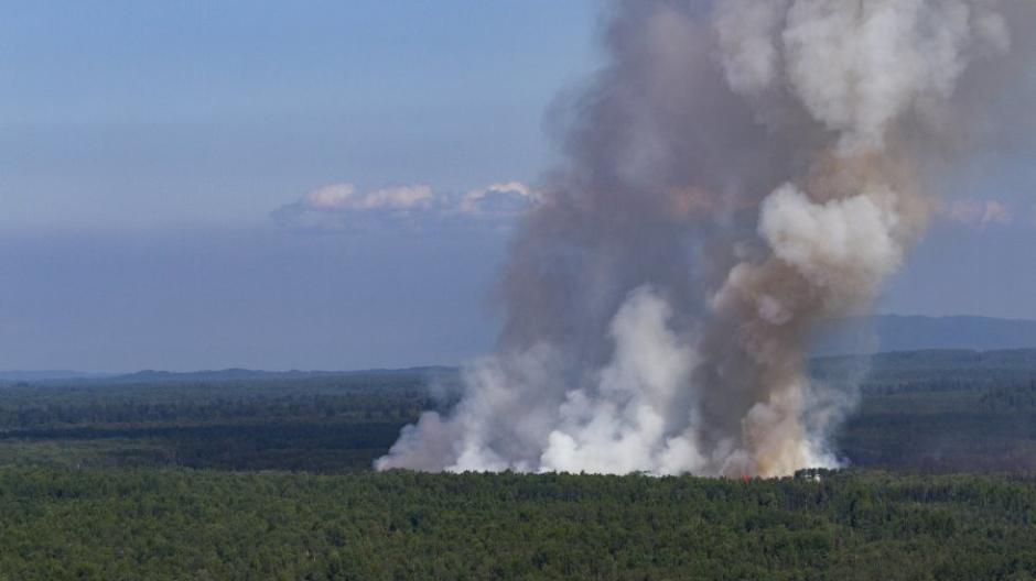 Waldbrände Alaska Karte.Russland Waldbrände In Sibirien Breiten Sich Aus Promis Kurioses