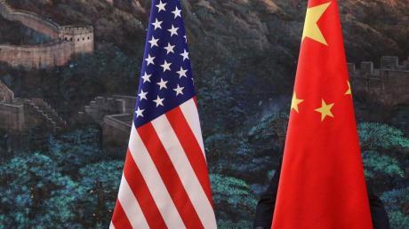 US-Präsident Trump hat weitere Strafzölle auf chinesische Waren angekündigt.