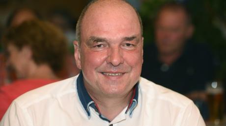 SPD Parteitag in Harburg.Peter Moll bewirbt sich 2020 um den Posten des Landrates.