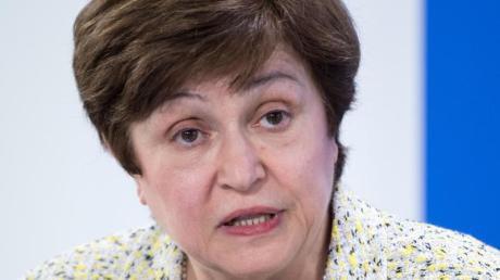 Die bulgarische Weltbank-Geschäftsführerin Kristalina Georgiewa wird Europas Kandidatin für den IWF-Spitzenposten. Foto: Bernd von Jutrczenka