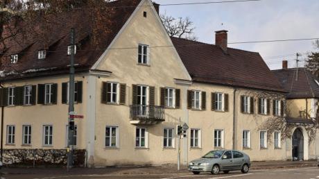 Ehemaliges Rathaus, Göggingen, Bürgerbüro,