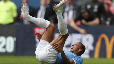 Manchester Citys Leroy Sané muss operiert werden.