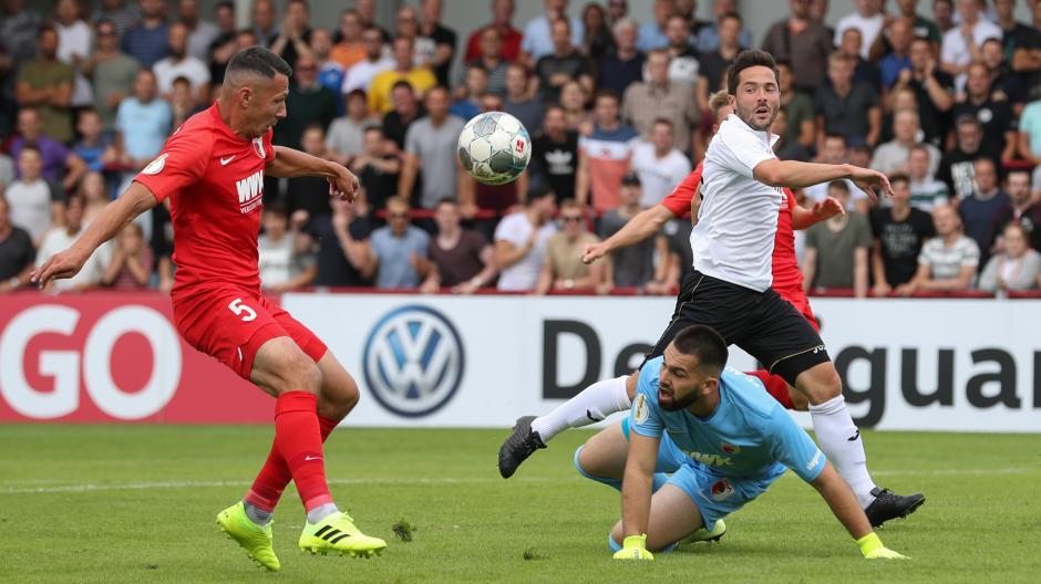 Dfb Pokal 2019 20 Alle Infos Termine Spielplan