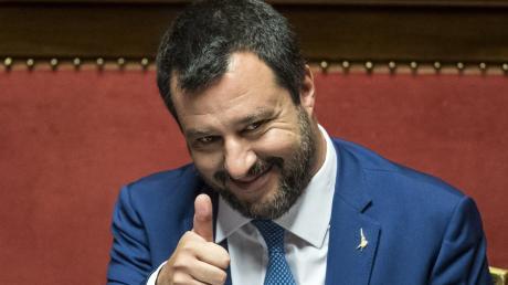 Notwehr-Reform in Italien