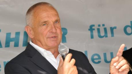 Der Neu-Ulmer Kreisverband der Freien Wähler unter dem Vorsitz von Wolfgang Schrapp sucht Mitstreiter in Roggenburg.