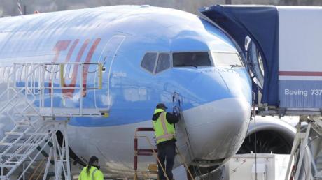Die Flugzeuge von Typ 737 Max 8 werden für Boeing immer mehr zum Problem.