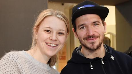 Miriam und Felix Neureuther erwarten ihr zweites Kind.